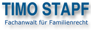 Rechtsanwalt und Fachanwalt Timo Stapf